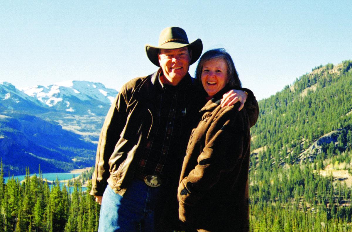 Andrew & Jamie Wommack in Colorado Springs | 2000s