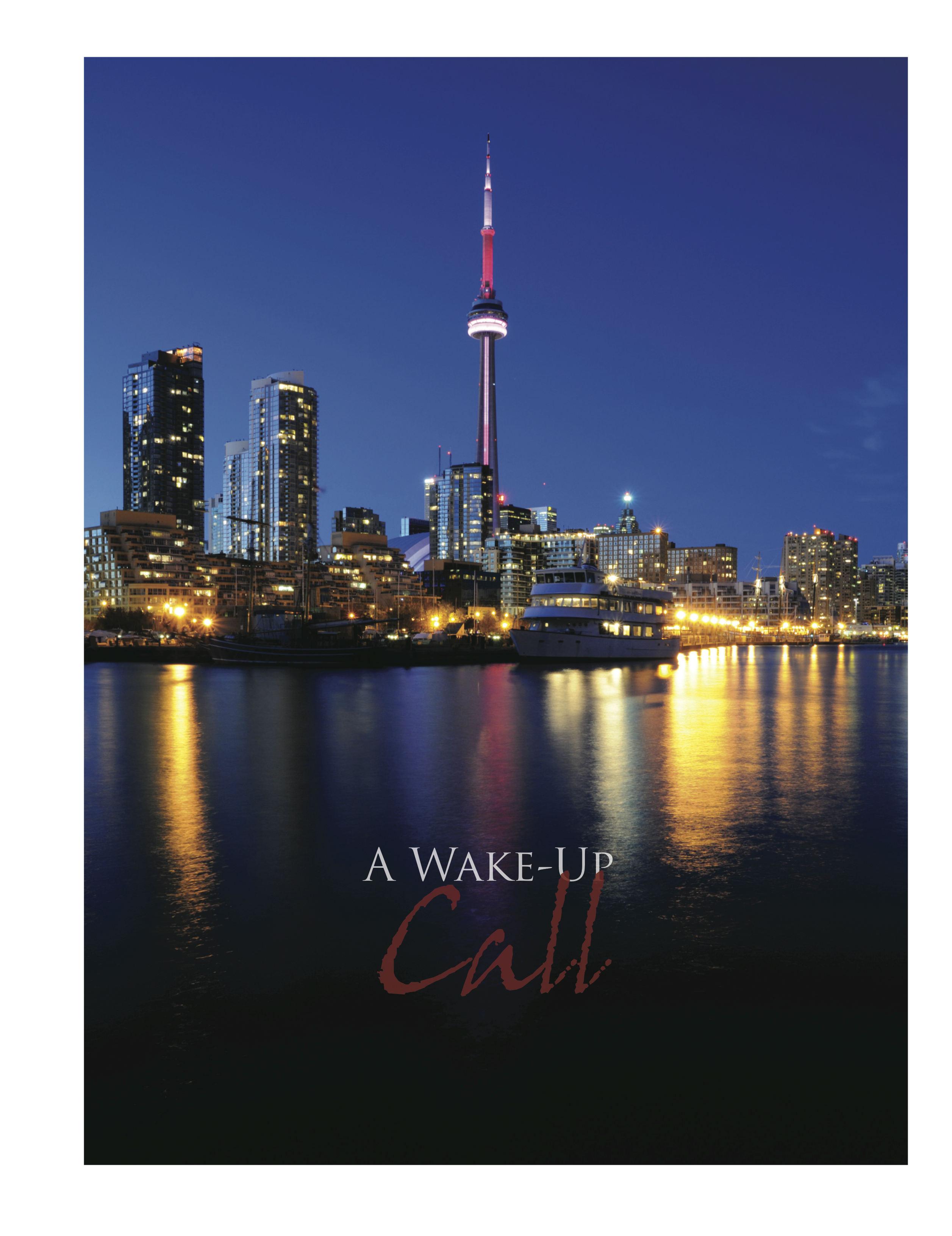 A Wake Up Call | Gospel Truth Magazine Spring/Summer 2009 | P 28