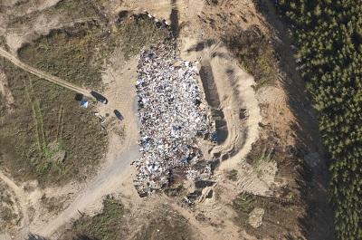 landfill Brampton