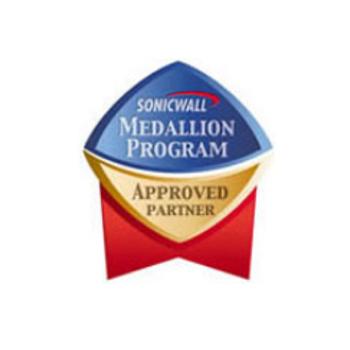 SonicWALL Medallion Partner