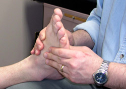 Foot assessment