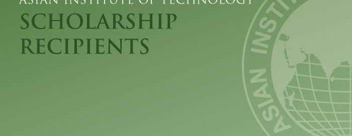 AIT announces Scholarship Recipients for August 2018