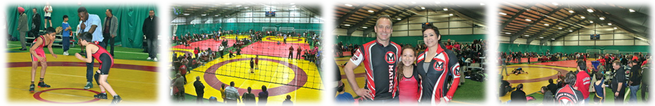 Matmen Tournament