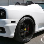 car wraps, vehicle wraps, color change wrap, custom wraps, matte white wrap