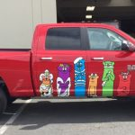 vehicle graphics, vehicle wraps, car wraps