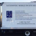 box truck graphics, decals, box truck decals, delivery van graphics
