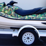 sea-doo wrap, jet ski wrap