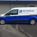 van wrap, car wrap, partial wrap, vehicle graphics, fleet graphics