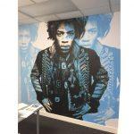 wall wrap, wall mural, wall decal, wall graphics