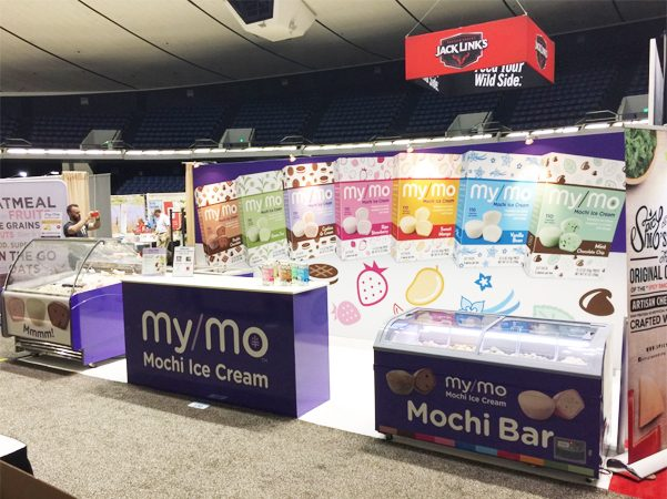 tradeshow display, freezer wraps