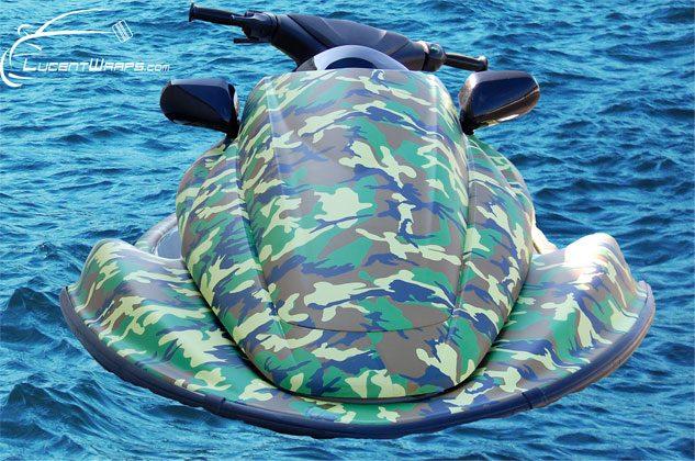 sea-doo wrap, jet ski graphics