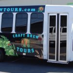 car wrap, vehicle graphics, digital print wrap, vehicle wrap, fleet graphics, shuttle wrap