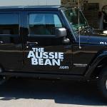 partial wrap, vehicle decals, vehicle graphics