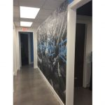 wall wrap, wall mural, wall decal, wall graphic