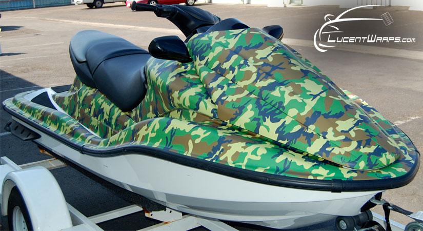 sea-doo wrap, sea-doo graphics, jet ski wraps