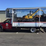 box truck wrap, truck wrap, truck graphics