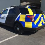 car wrap, vehicle graphics, vehicle wraps, security vehicle graphics
