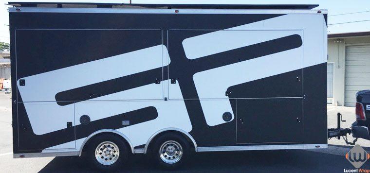 trailer wrap, trailer graphics, trailer decals