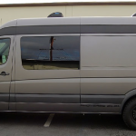 car wraps, vehicle wraps, color change wrap, custom wraps, Sprinter van wrap
