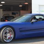 car wraps, vehicle wraps, color change wrap, custom wraps, Brushed wrap