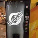 dispenser wrap, beverage dispenser wrap, fridge wrap