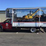 box truck wrap, truck wrap, truck graphics