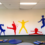 wall decals, wall wraps, wall mural, wall stickers