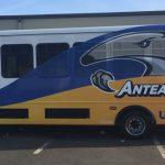 van wrap, car wraps, vehicle graphics, fleet graphics, bus wrap