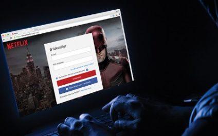 Des pirates informatiques vendent vos mots de passe Netflix pour 0,25$.