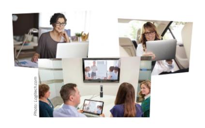 Logitech : solution de télétravail abordable pour PME