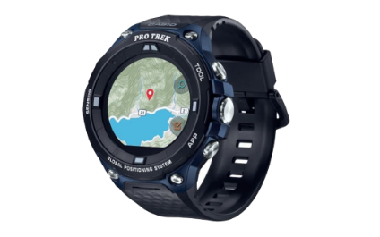 SHINY NEW GADGET OF THE MONTH: The Casio Pro Trek Smart A Watch Built For Adventure
