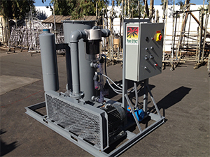 SVE (Soil Vapor Extraction) Systems - Fullerton