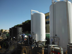 200 GPM Groundwater Remediation System - Anaheim
