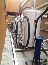 50 GPM Groundwater Treatment System - Anaheim