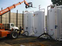 800 GPM Groundwater Remediation System - Fullerton