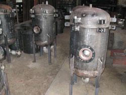 4-Lung Bag Filter - Fullerton