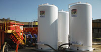 300 GPM Dewatering Treatment System - Fullerton