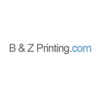 B & Z Printing