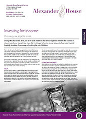 investing-for-income