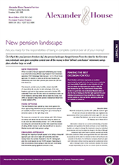 new-pension-landscape