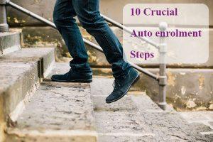 auto enrolment steps