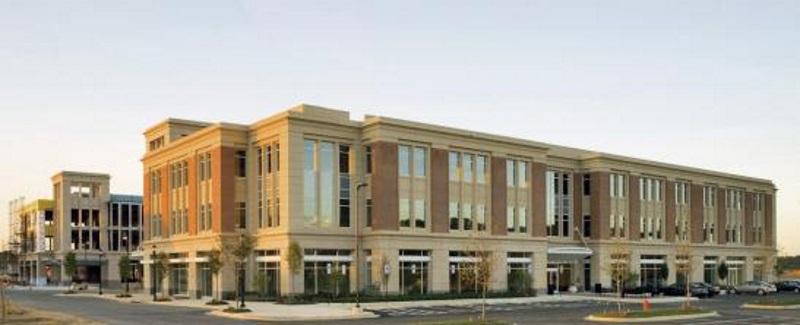 Maple Lawn Building