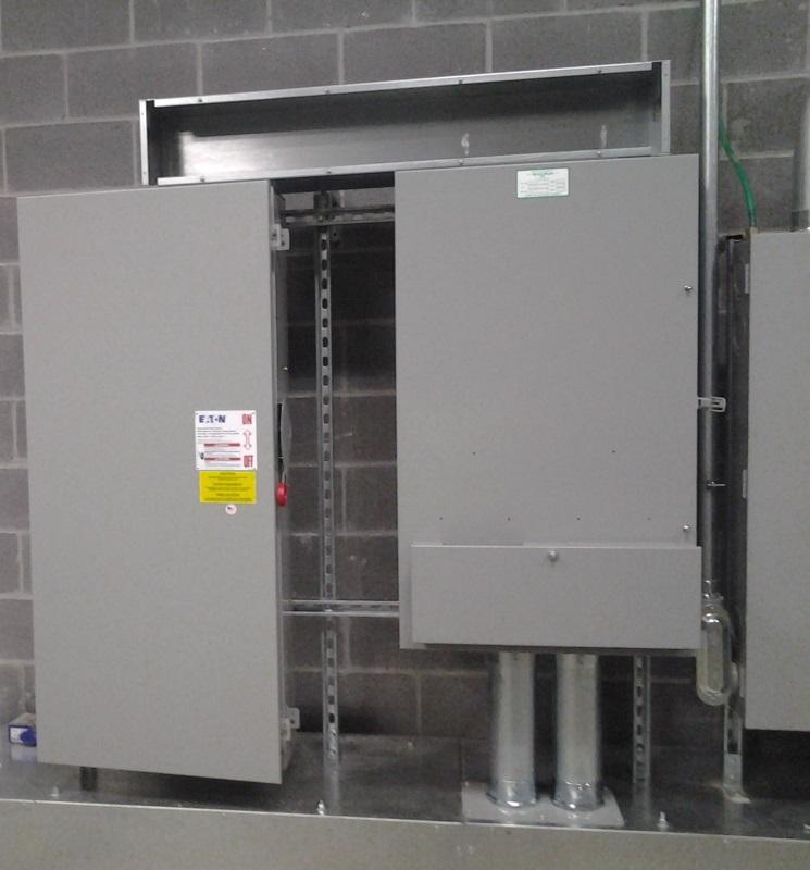 Warehouse Panels