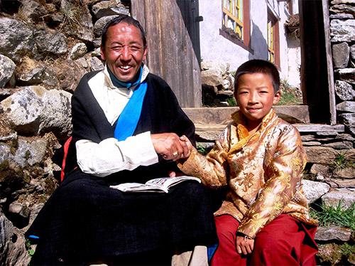 Donation Nepal