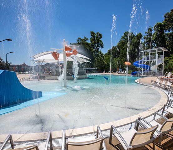 Aquatic Facilities Ridgeland