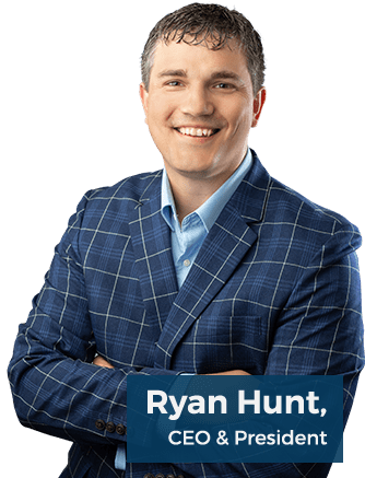 Ryan Hunt, CEO & President of Hunt's Computer Solutions