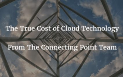 The True Cost of Cloud Technology