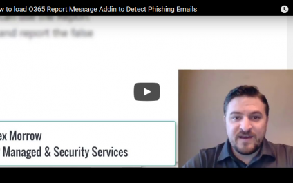 Got Phishing Emails?  O365 Report Message Addin Can Help.
