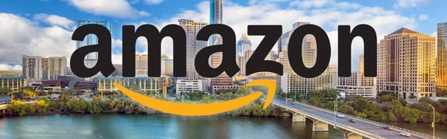 Top 5 Reasons Amazon should build its Second HQ in Austin