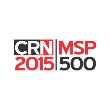 CRN's 2015 Managed Service Provider 500